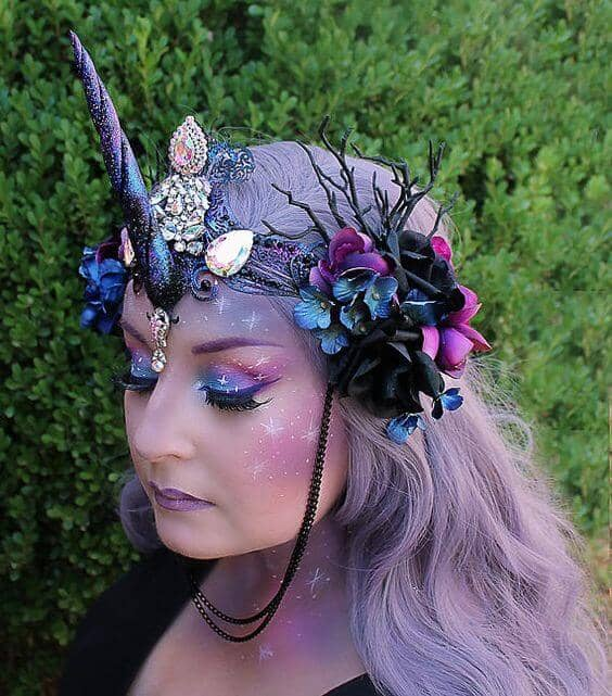 Stand Out with this Fabulous Unicorn Makeup