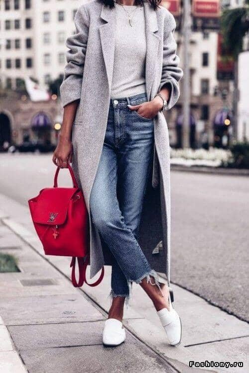 Red Accessories Work Well