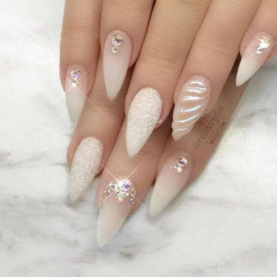 Bejeweled Unicorn Nails for You