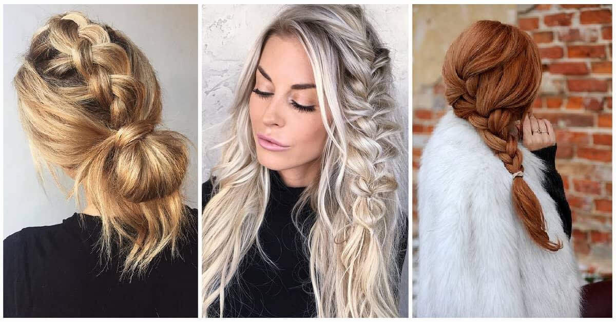 25 Festive Fabulous Christmas Hairstyles