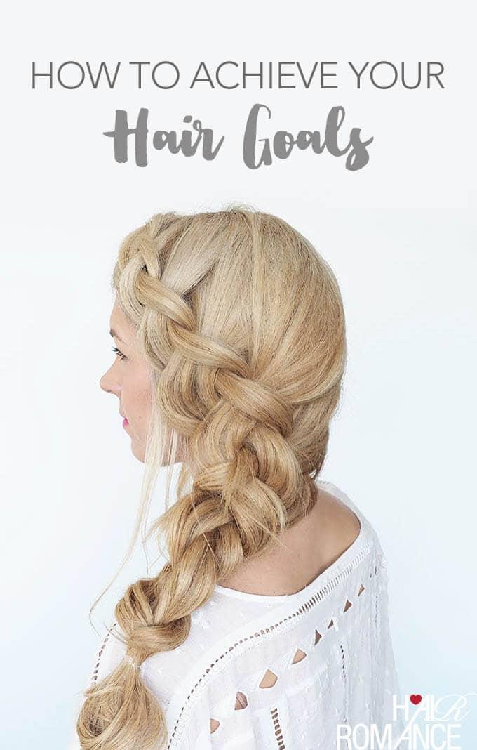 Ella Inspired Side Braid Hairstyle