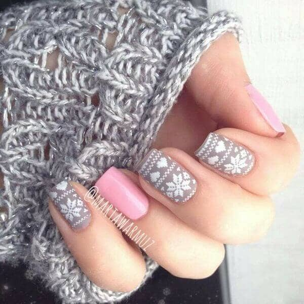 Fair Isle Beauty with Pastels