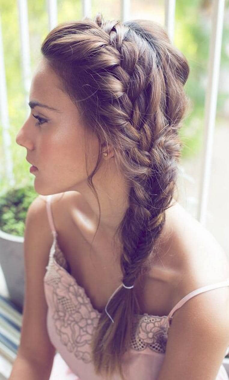 Loose & Lovely Rustic Fishtail