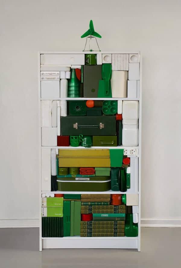 A Creative and Compact Christmas