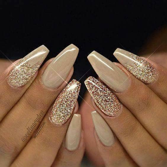 Queen Midas's Taupe Talons