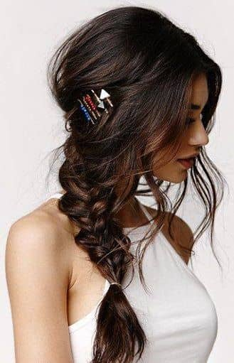 Stand Out with Edgy Barrettes
