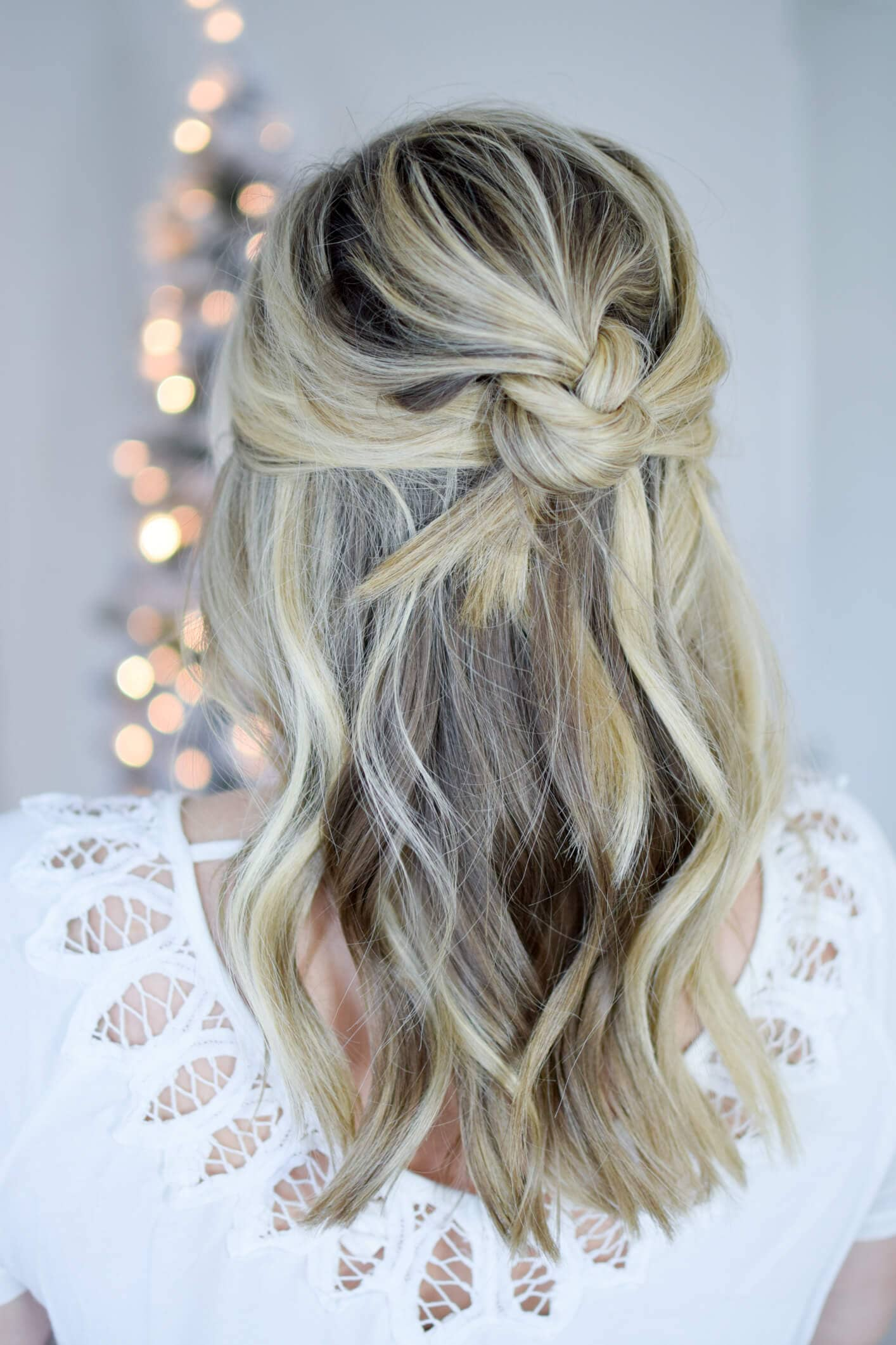 Knotty but Nice Look