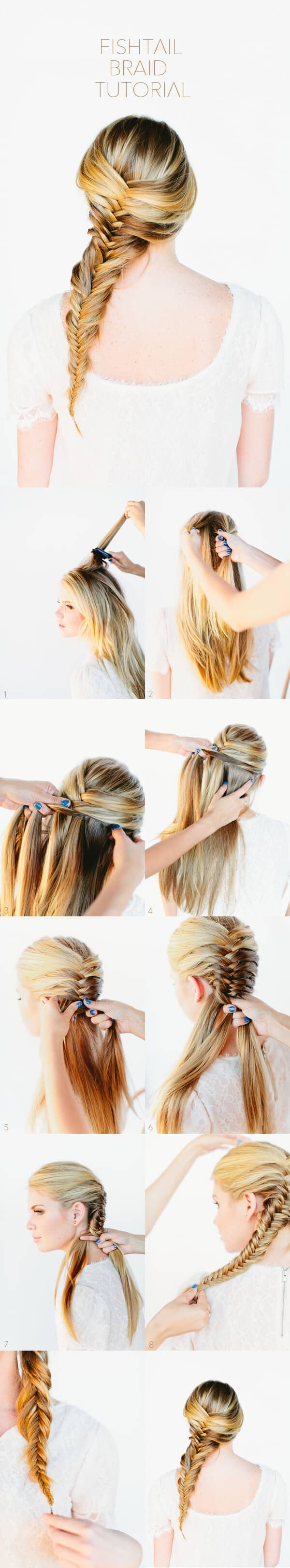 One-Sided Medieval Styled Braid