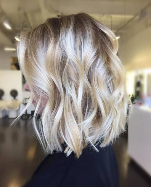Totally Touchable with Mixed Highlights