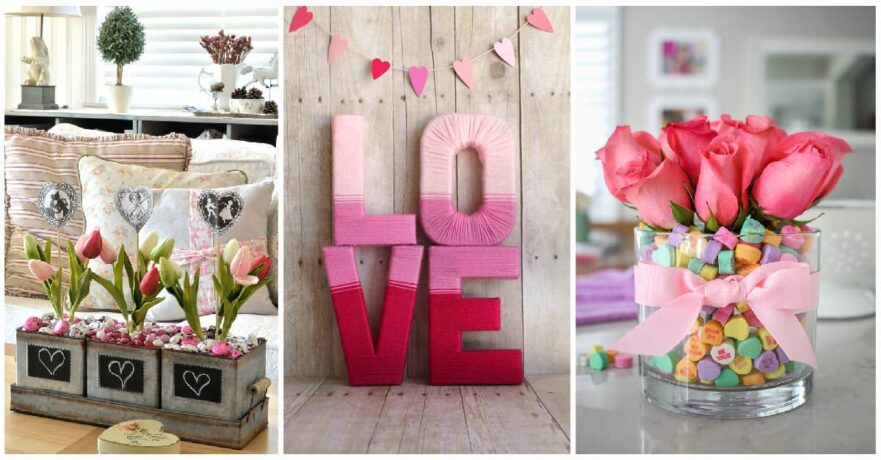 27 Best Romantic Valentine S Day Decoration Ideas For 2020