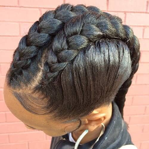 Twin Braids that Accentuate Your Symmetry
