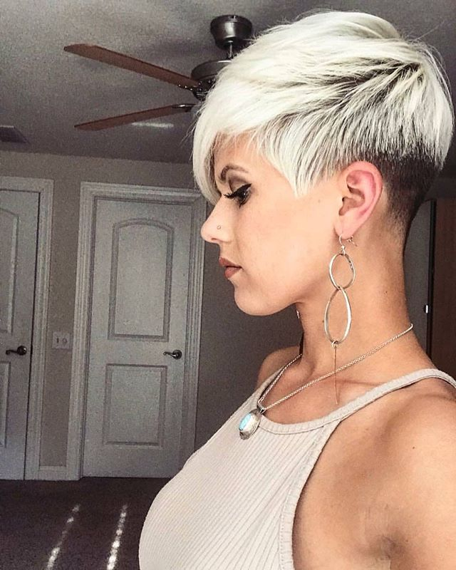 Daringly Beautiful Hairstyle That Won't Be Ignored
