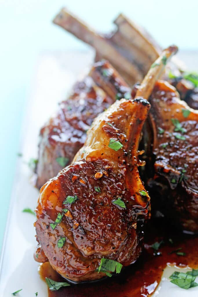 Tender Lamb Chops for Your Table