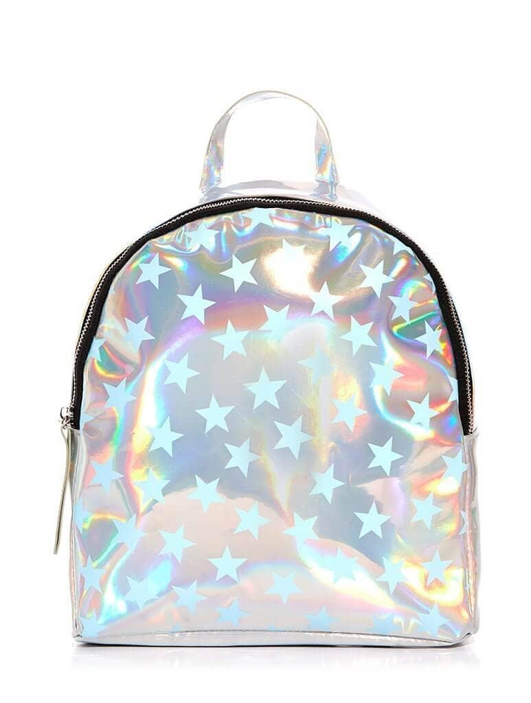Holo Star Backpack