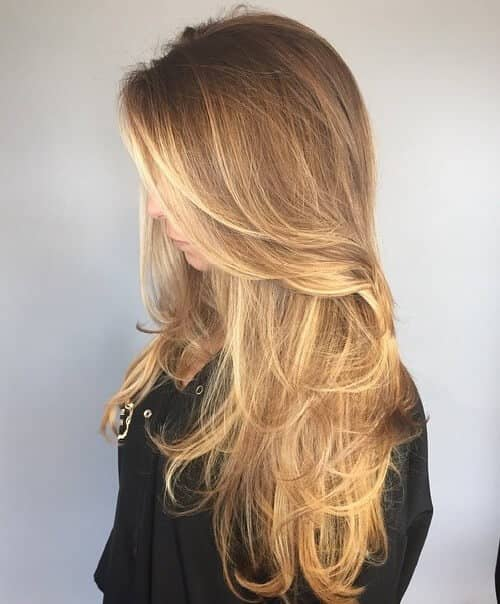 Highlights and Big Sweeping Layers