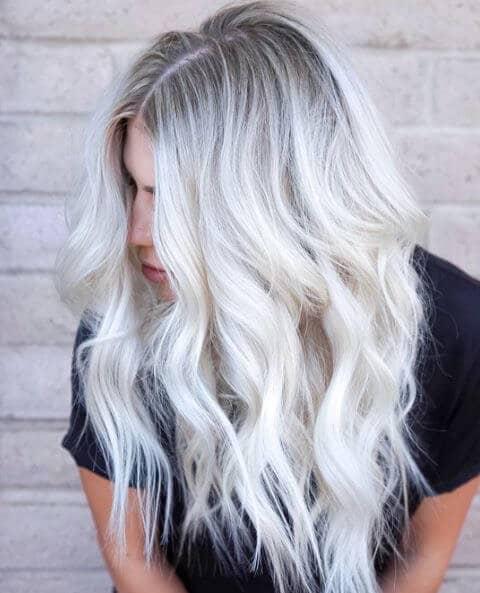 Light Ash Blonde with Cooler Tones