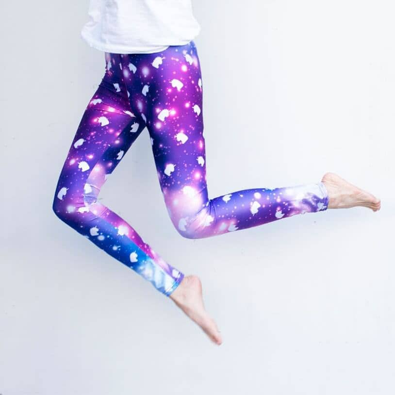 Unicorn Galaxy Leggings