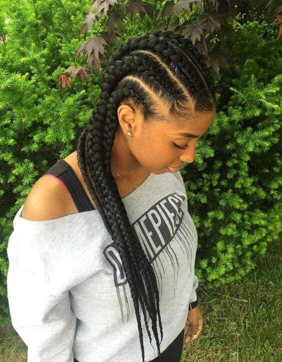 Quick and Simple Braids for a Cool Look