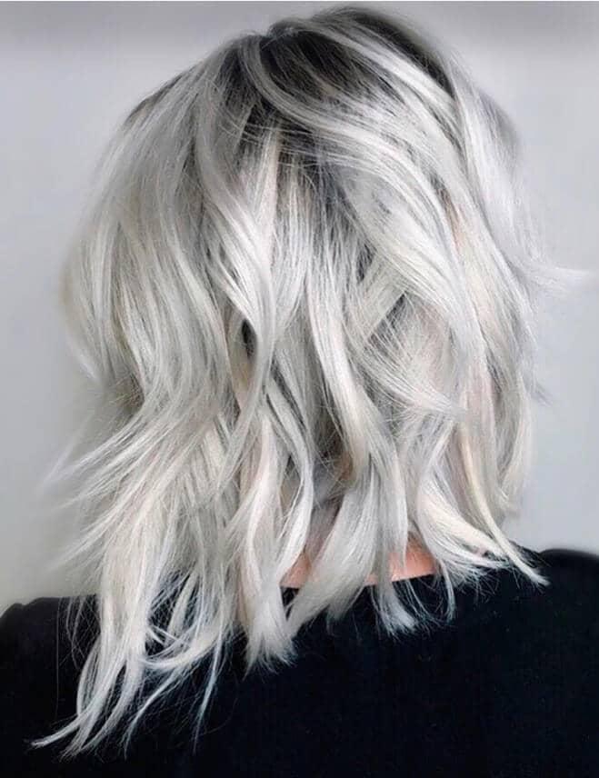 Versatile Light Ash Blonde