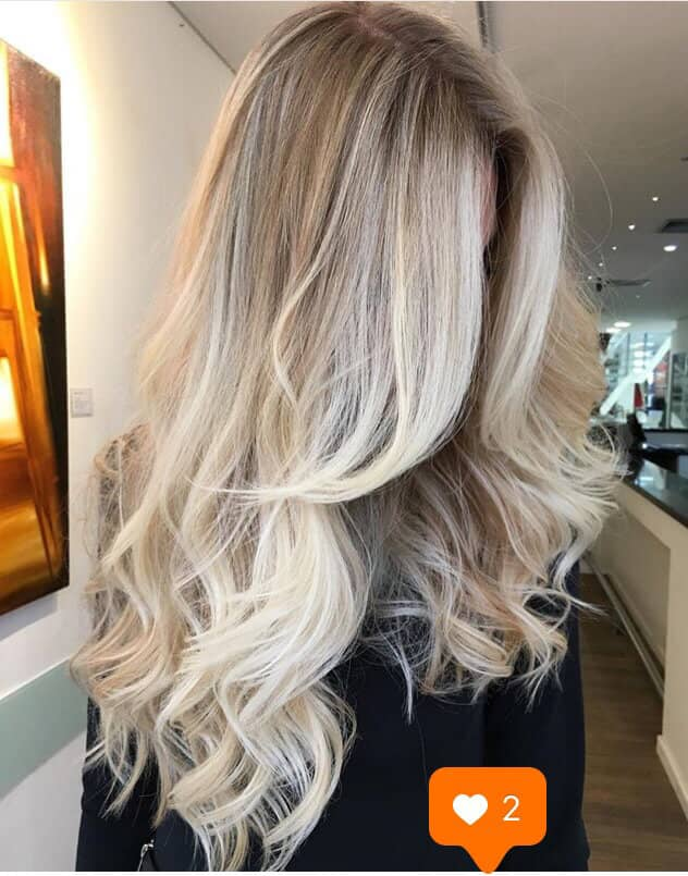 All-Natural Blonde Highlights