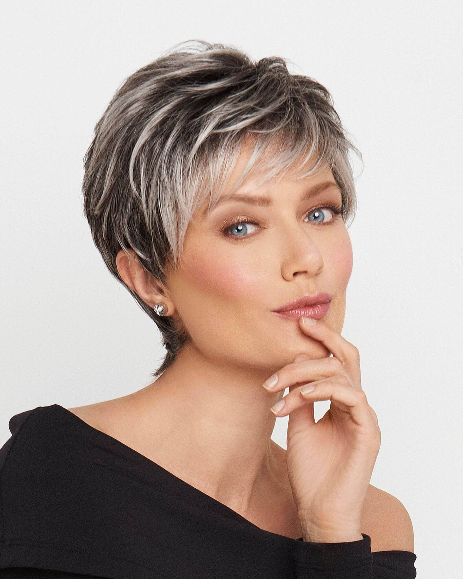 The Pixie with Textured Undercuts