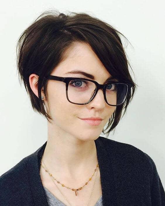 The Long Short Cut for Thin Hair
