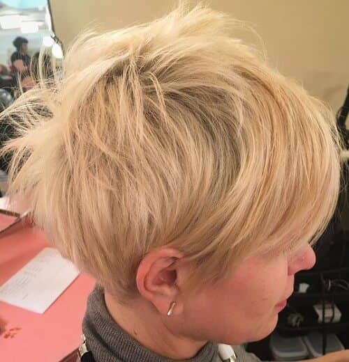 The Flexible Pixie in Ash Blonde