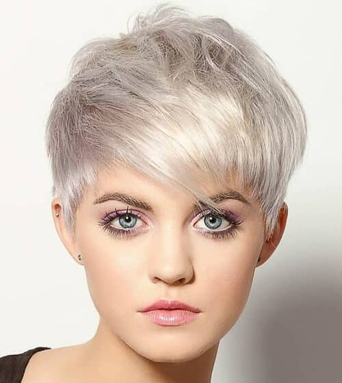 The All Blonde Cute Hairstyles for Girls