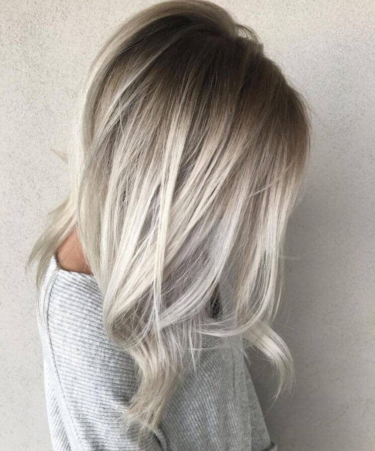 Dark Roots and Soft Ombre