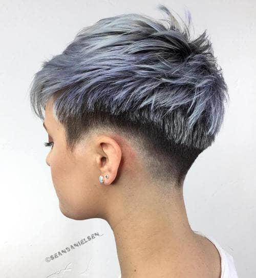 The Overpowering Short Pixie Cuts