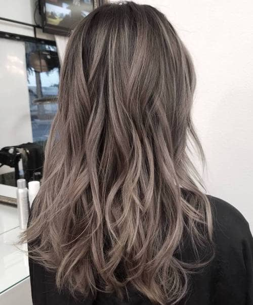 Moody Modern Long and Wavy Layers