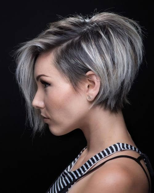 The Pixie with Silver Elegance