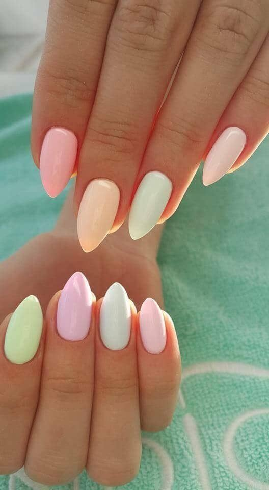 Pastel Perfection in Sherbet Shades