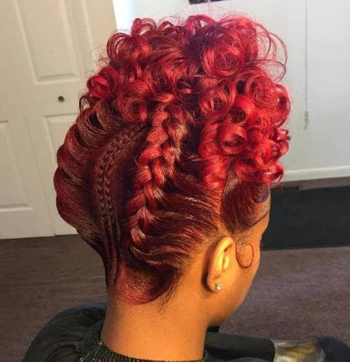 Add a Pop of Color with Loose Ends