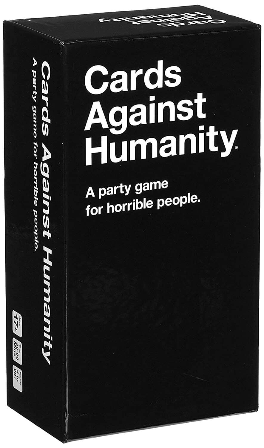 Cards Against Humanity: A party game for horrible people
