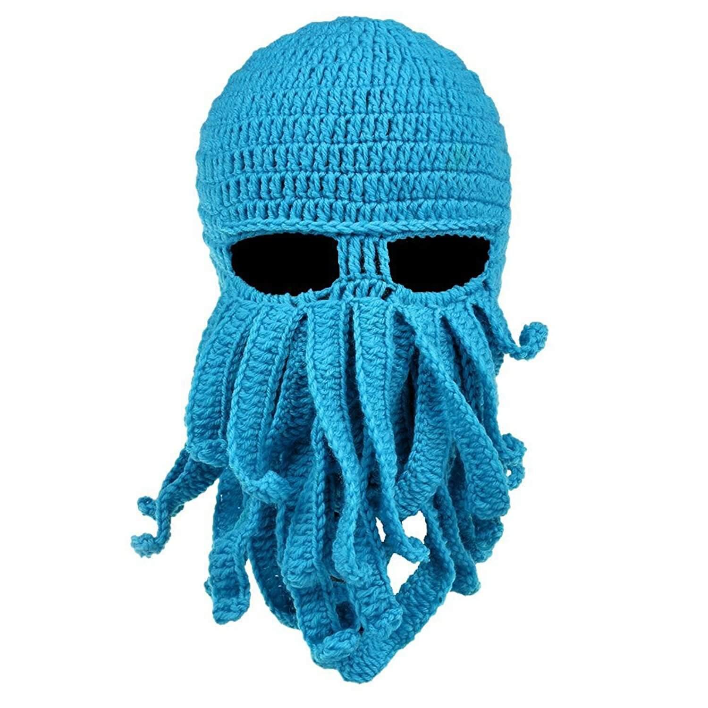 Vbiger Octopus Ski Mask