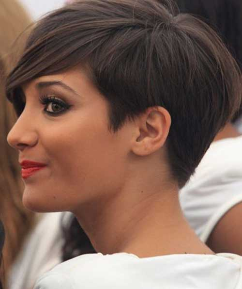 Too Hot to Handle Short Pixie