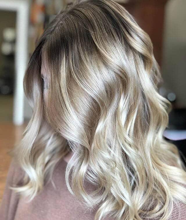 Soft and Velvety Blonde