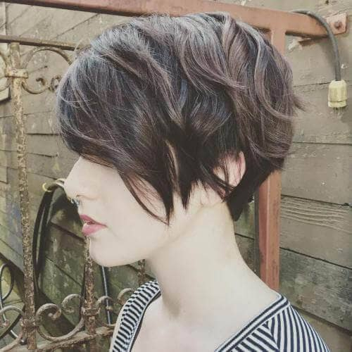 Uneven Sections for an Edgy Look