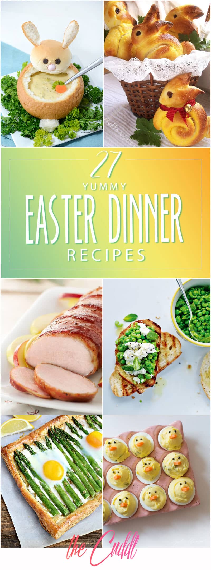 27 Yummy Easter Dinner Ideas to Wow Your Guests