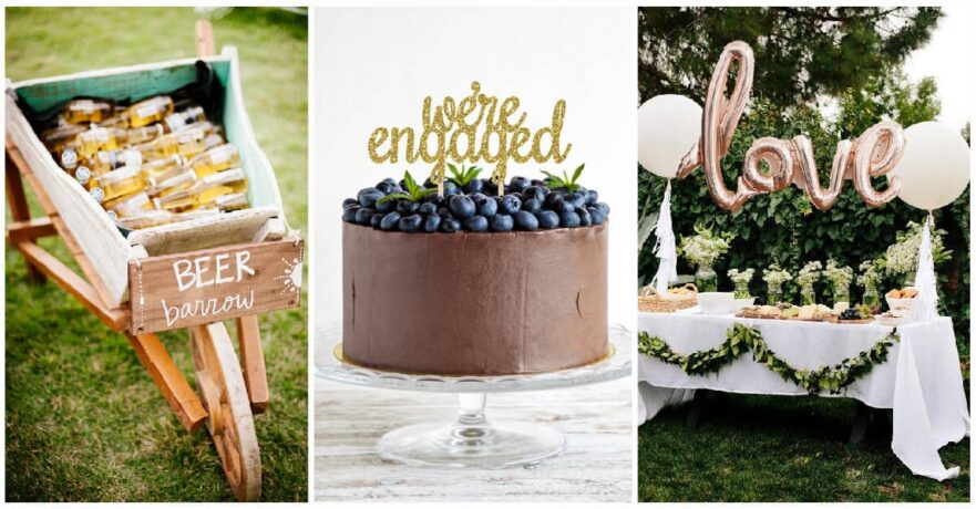 25 Amazing DIY Engagement Party Decorations that Will Leave a Lasting Impression