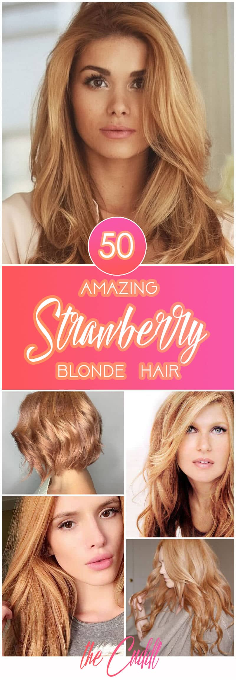 Strawberry Blonde Hair Colors