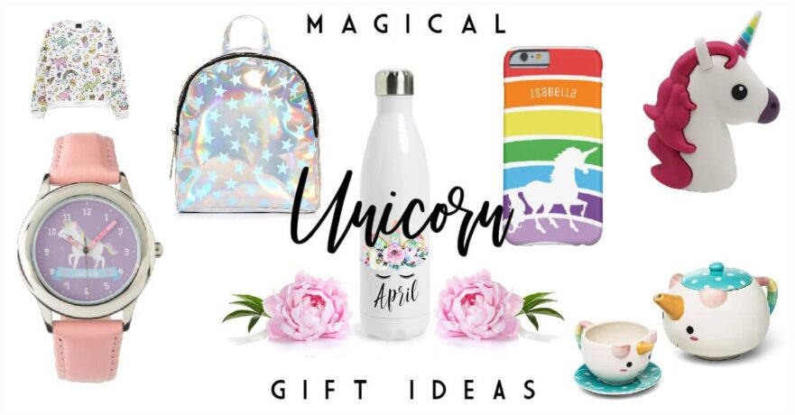 51 EnchantedUnicorn Giftsto Add Colour and Magic to the Life of Your Loved Ones