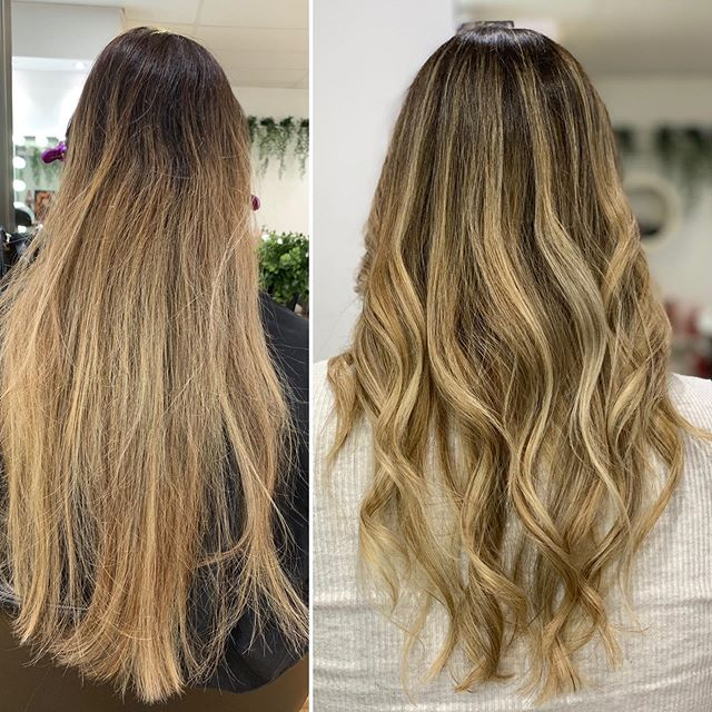 Blonde Balayage Has More Fun