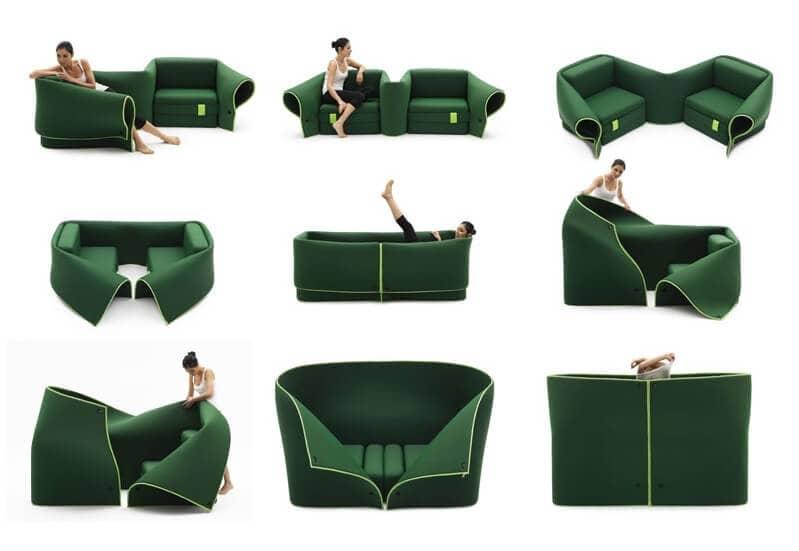 Cozy Ultra Modern Multifunctional Furniture