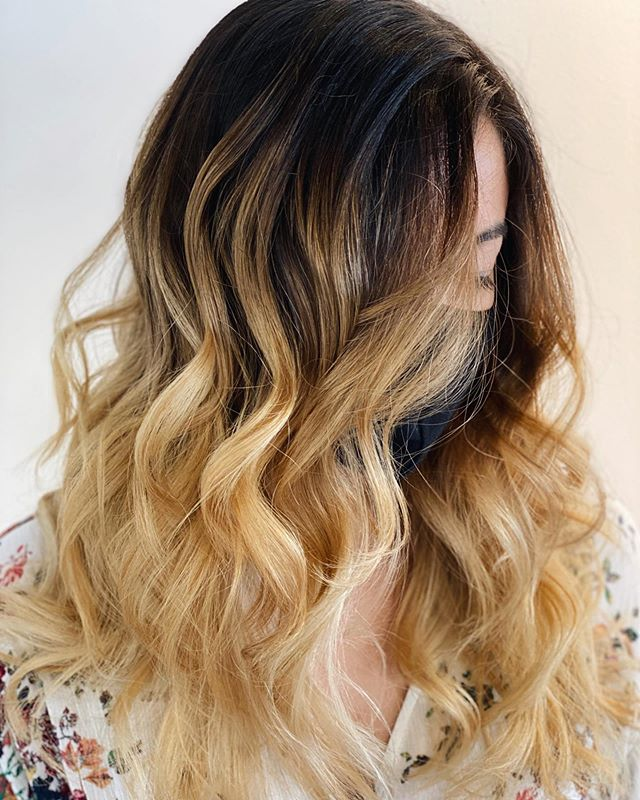 An Ombre That Never Goes Out Of Style