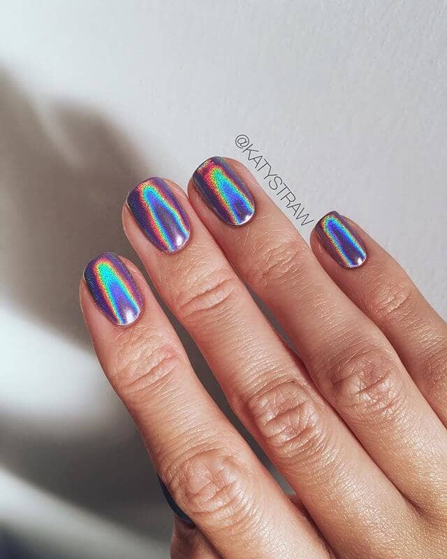 Shiny and Chrome