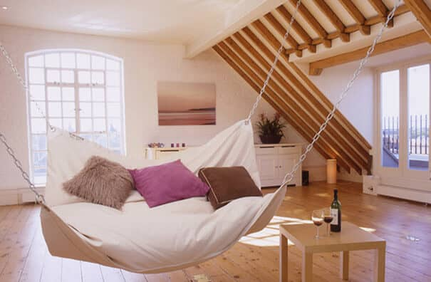 Hammock Style Cool Easy Designs for Your Bedroom