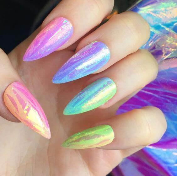 Quintuple Rainbow