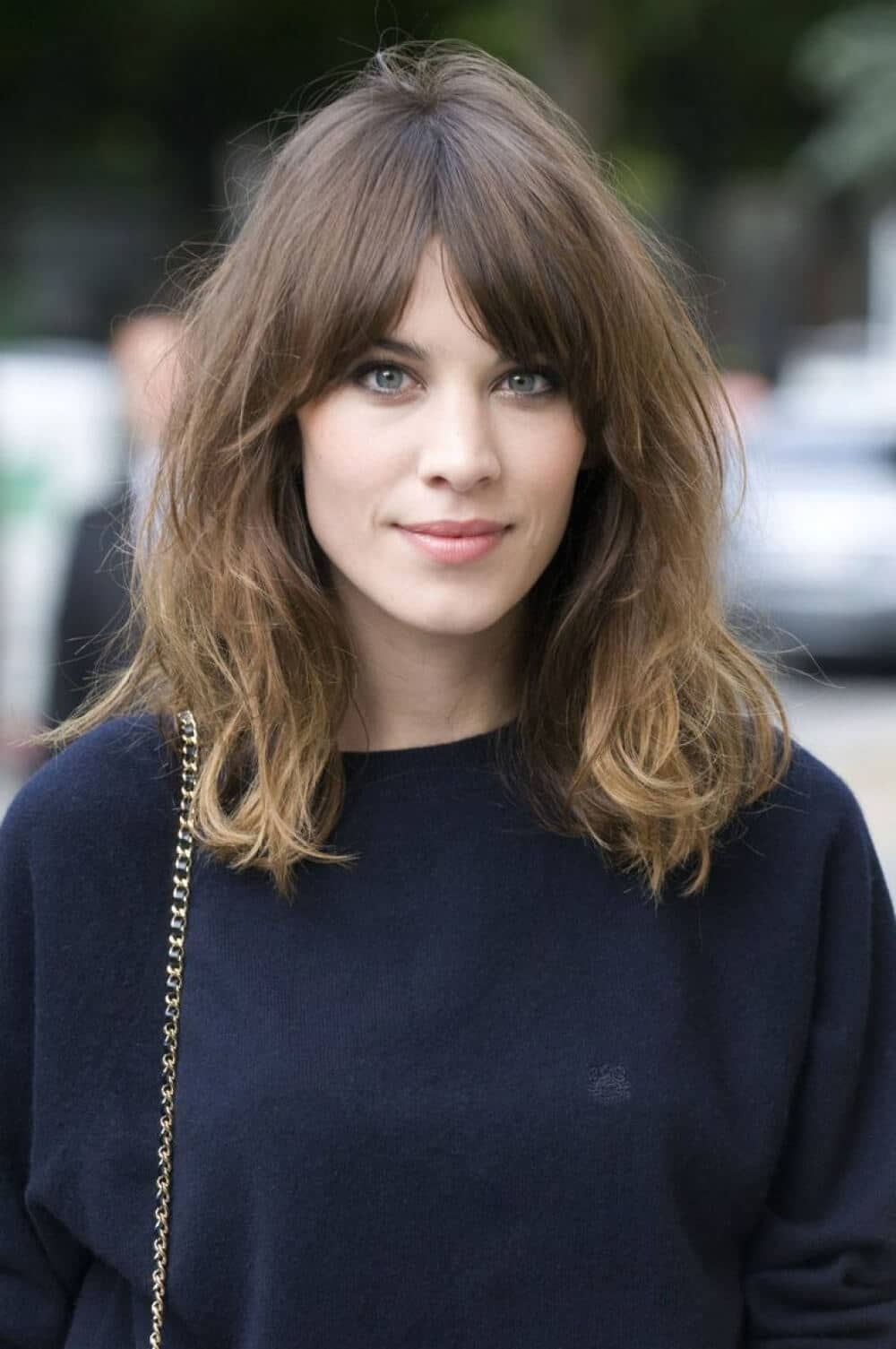 11 Breezy Hairstyles with Bangs to Make You Shine in 11